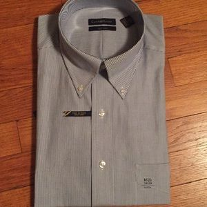Club Room Button Down Dress Shirt